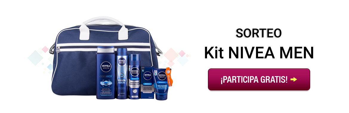 Sorteo Nivea Men
